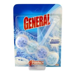 Nettoyant WC General Power Active océan 50g