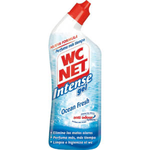 WC Net Intense océan fresh 750ml