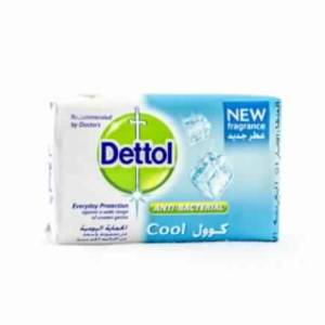 Savon Anti-Bacterial Cool Dettol 90g