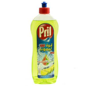 Pril Triple Power Citron vert 580ml