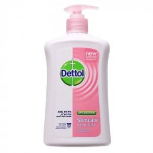 Dettol 250ml Savon Liquide pour les Mains (Skincare)