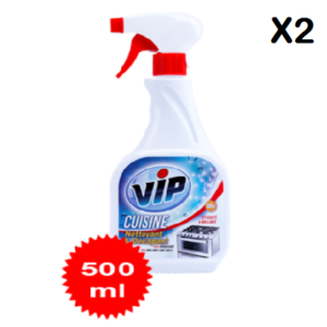 VIP 2* (Spray nettoyant 500ml cuisine)