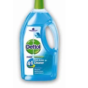 Dettol Désinfectant 4 en 1 Aqua 900ml