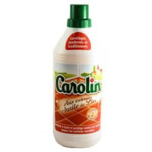 Carolin aux extraits d'huile de Lin  1L