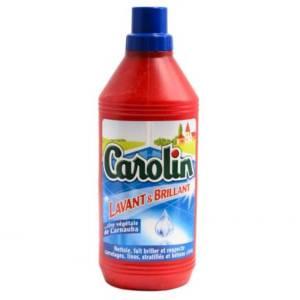 Carolin à la Cire de Carnauba 1L