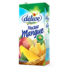 Jus Délice de fruits 1L Nectar Mangue