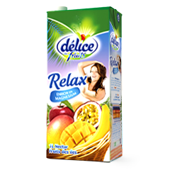 Jus Délice de fruits 1L Nectar Relax