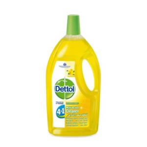 Dettol Désinfectant 4 en 1 Citron 900ml