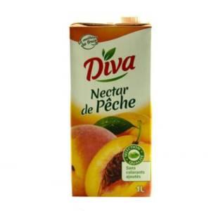 Nectar 1L de Pêche Diva