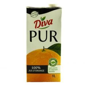 Diva 100% Pur Jus d'Orange