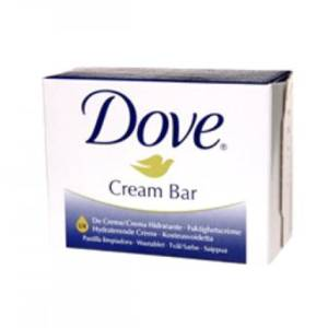 Savonette Dove Beauty Cream Bar Crème Hydratante 100g