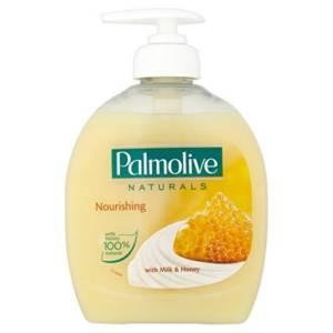 Savon Liquide PALMOLIVE Miel Lait 300 Ml