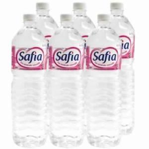 Eau Safia 6* 1.5L