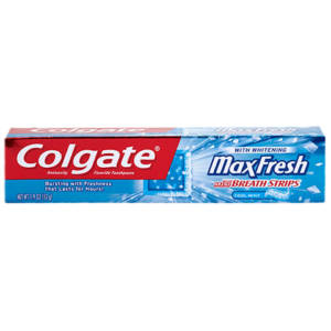 Dentifrice Colgate max fresh 75ml