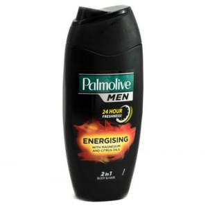Gel Douche Palmolive 250ml  2en1 Energising Palmolive Men
