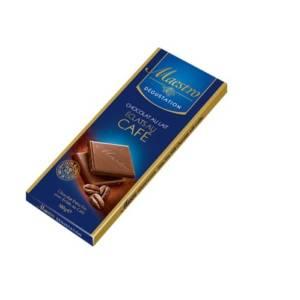 Maestro dégustation chocolat au lait éclats au café 100g