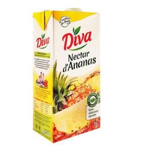 Diva 1L Nectar d'ananas
