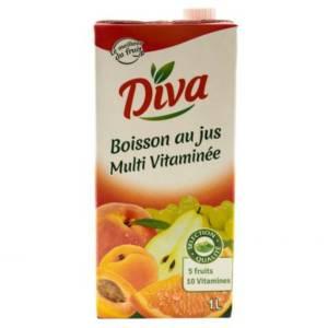 Diva 1L multi-vitaminée