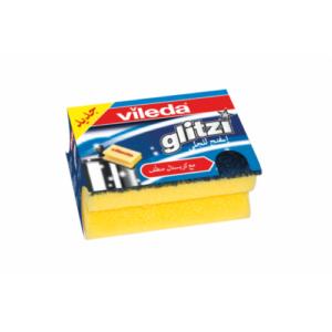 Vileda Éponge à récurer Glitzi