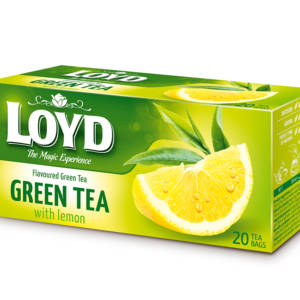 Green Tea Lemon Loyd Classic 20*1.5g