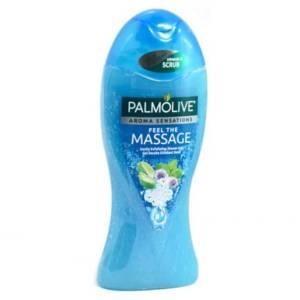 Gel douche Palmolive 250 ml Thermal Spa Mineral Massage au sel de la Mer Morte & Extrait d'Aloe Vera