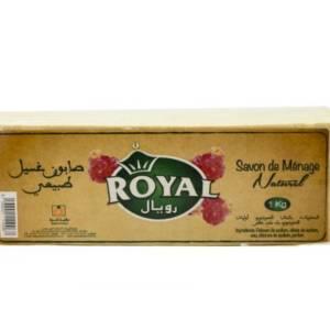 Savon de Ménage Naturel Parfumé Royal  1Kg