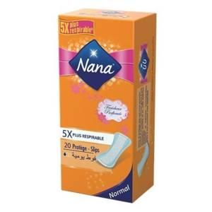 NANA Protège-Slips Normal fraîcheur 20 unités