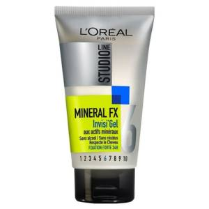L'Oréal Gel Très Fixant 24h Mineral FX 150 ml