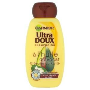 Shampoing Ultra doux Garnier à l'Huile d'avocat et beurre de Karité 200ml