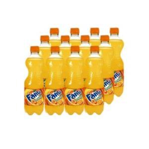 12* fanta orange 0.5l