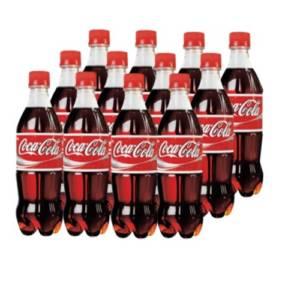 12*coca cola 0.5 l