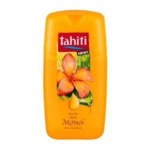 Gel douche Tahiti Monoï à la texture huile 250ml