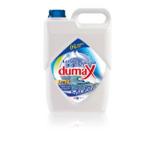 Dumax lessive liquide 5 en 1 Fraîcheur 5L