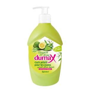 Dumax Gel Lavant 400ml Bergamote antibactérien