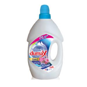 Dumax Lessive liquide 5en1 Bouquet 2,5L