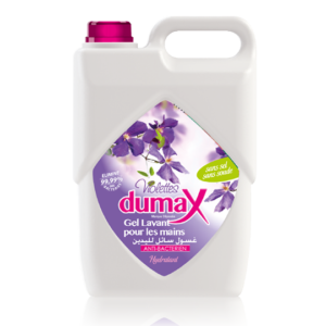 Dumax Gel lavant 5L violette antibactérien
