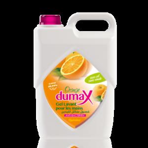 Dumax Gel Lavant antibactérien 5l Pêche