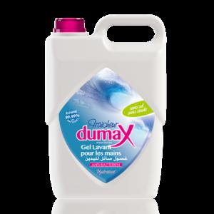 Dumax Gel Lavant 5L Fraîcheur antibactérien