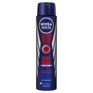 Déodorant Nivea men Dry Impact 200ml