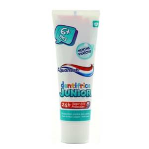Dentifrice Junior 6+ans Menthe fraîche Aquafresh 75ml