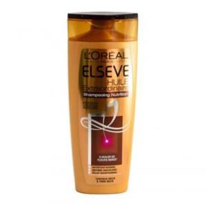 Shampoing Nutrition Elsève l'Oréal Huile extraordinaire pour cheveux secs à très secs 250ml