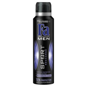 Déodorant Fa Men Sport recharge 200ml