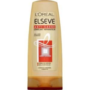 L'Oréal Paris – Elsève Après-Shampooing Démêlant Anti-Casse Le flacon de 200ml