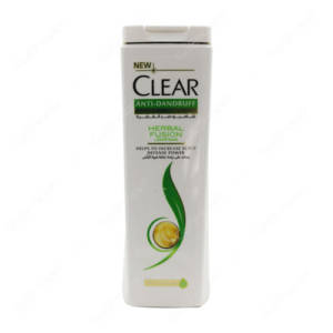 Clear Herbal Fusion Anti Dandruff Shampoo 400 ml
