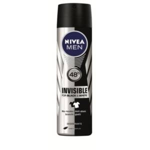 Déodorant Nivea men invisible 200ml