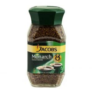 Café soluble Arôme Intense Jacobs Monarch 190g