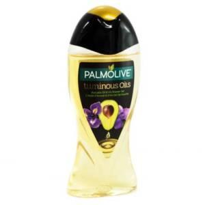 Gel douche Palmolive LUMINOUS OILS à l'Huile d'Avocat et d'iris 250ml