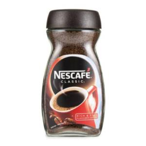 NESCAFÉ CAFÉ SOLUBLE CLASSIC 190 G (Nouveau)