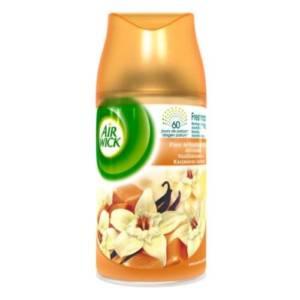 AIR WICK Recharge pour diffuseur de parfum freshmatic vanille – 250ml