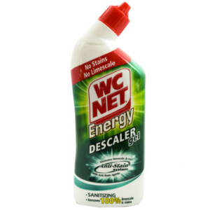 WC NET Energy Descaler Gel 750ml